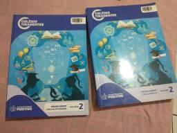 Livros Didáticos Sistema de Ensino Positivo