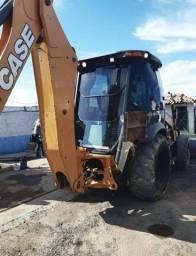 Case 580N Cabinada 4x4 2021