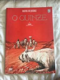 Livro em quadrinhos O Quinze