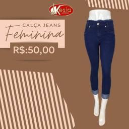 Calça jeans 50 reais