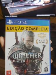 The Witcher Wild Hunt para PS4