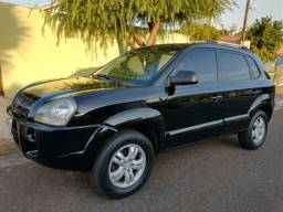 Hyundai-Tucson GL 2007 2.0 Gasolina, Completa, Muito nova!