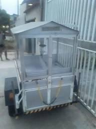 Food Truck progeto original de blindex