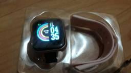 Vendo dois tipos de relógio inteligente!