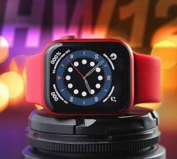 Smart Watch vermelho