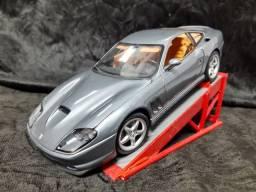 Miniatura Ferrari 550 Maranello 1/18