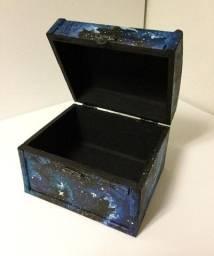 Caixa mágica em MDF