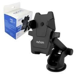 Suporte Celular Gps Carro Veicular | SP-62 Exbom