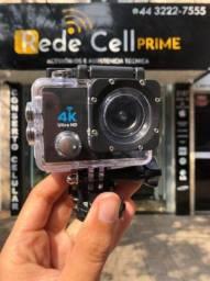Título do anúncio: Câmera ultra HD 4K a prova d'água