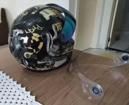 Vendo capacete Shark S650 Live Original