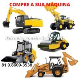 Maquinário Seminovo