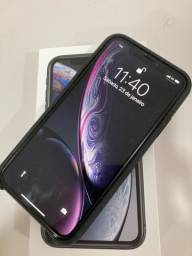 Iphone XR 128Gb preto.