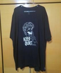 Camiseta preta knulu g1