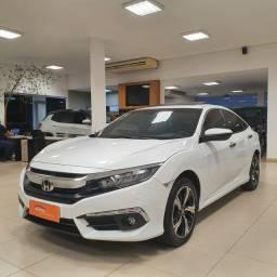 Honda Civic Touring 1.5 Branco