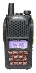 Lote 3 Comunicadores Baofeng Uv-6r + Fone