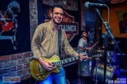Guitarra Gibson Gold Top Slash Signature Chinesa com Case