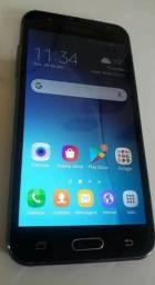 SAMSUNG J5 16GB FUNCIONANDO TUDO ENTREGO