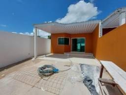 Casa nova 7x30, 3 quartos, 2 vagas de garagem prox Natan Xavier