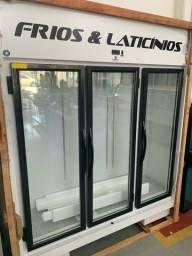 \<]> Geladeira 3 portas frios e laticínios <pronta entrega>