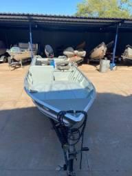 Conjunto - Barco Guara 600 - Profisional - Motor Mercury 40