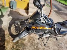 Moto xre 300 adcenture