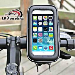 Suporte De Celular Para Bicicleta E Moto Impermeável Oferta