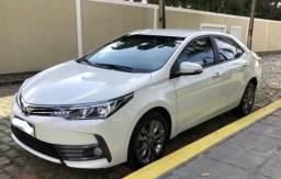 Corolla XEI 2019. Único dono
