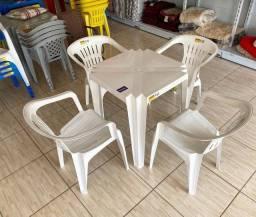 Jogo de cadeira Tramomtina