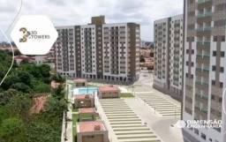 Título do anúncio: A= 3D Towers, apartamentos com 3 quartos, 76 m² Cohama - São Luís/MA