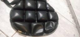 Vendo almofada de Ar pneumática pra moto