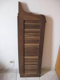 Porta Bang Bang/ Vai e Vem de Imbuia, Madeira Maciça!!!R$250,oo