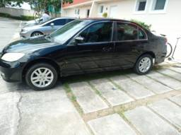 Honda Civic VTC Manual 1.7 Completo 2005
