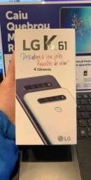 LG K61 128GB BRANCO 4GB RAM