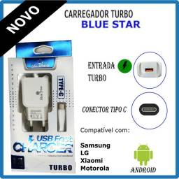 Carregador Turbo Tipo C