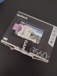 Título do anúncio: GPS Garmin 3560LT na caixa original