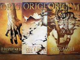 Wolverine - Origem 3ed   [Marvel | HQ Gibi Quadrinhos]