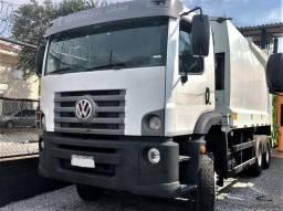 VW 17280 Compactador de lixo 4X2 2015/2015 Caminhão impecável, veiculo todo selado