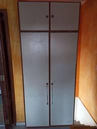 Armário de escritório ou para guardar roupas - duas gavetas