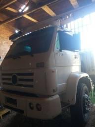 Caminhão vw 26260 worker