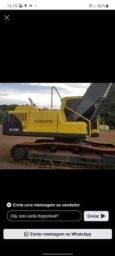 Escavadeira Volvo Ec 210B