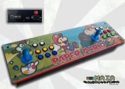 Arcade Portatil com mais de 12.000 jogos.35 emuladores