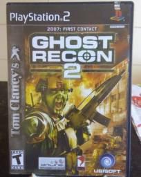 Jogos de PlayStation 2 Originais.
