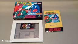 Yoshi Island Super Nintendo Original