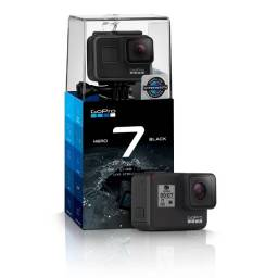 Vendo GoPro Hero 7 Black + acessórios