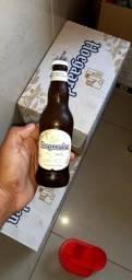 Vendo 2 caixas Cerveja hoegaarden