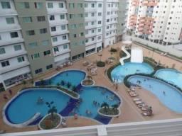 apartamento  01 a venda no riviera park em caldas novas  - valor de ocasião