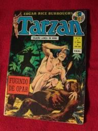 Gibi Tarzan Número 11 - 2a Série - Editora Ebal - Outubro de 1973 - Fugindo de Opar!