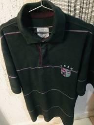 Camisa Polo masculina original Nova