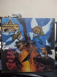 Lp Stryper To Hell With Devil Capa Rara