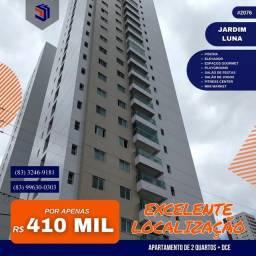 Apartamento para Venda em João Pessoa, Jardim Luna, 2 dormitórios, 1 suíte, 3 banheiros, 1